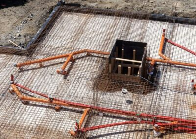 Concrete Foundation Concrete contractors in portland or