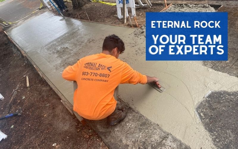 Concrete Contractor Portland, OR