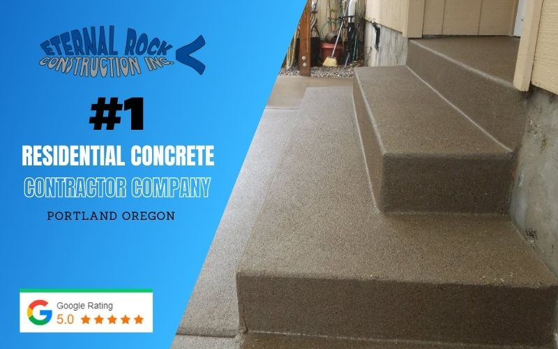 Portland, OR Concrete Contractor